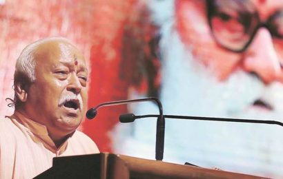 People, govt, officials, all lowered guard, says RSS chief