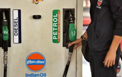 Petrol and diesel prices hiked again, touch new record highs