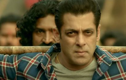 Radhe Your Most Wanted Bhai's behind the scenes video promises an action-packed return for Salman Khan