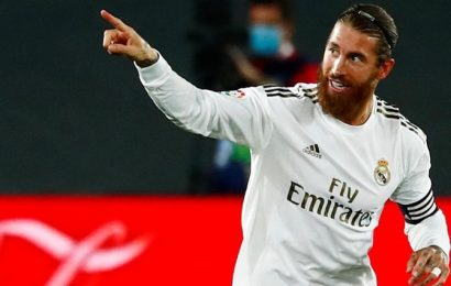Ramos may have played last game for Real Madrid