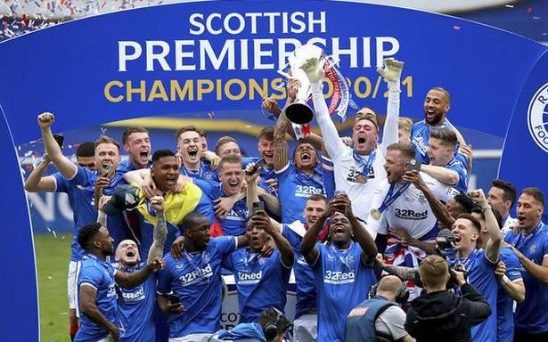 Rangers complete Scottish Premiership undefeated