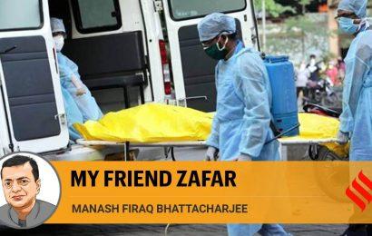 Remembering my friend Zafar, who lost his COVID fight
