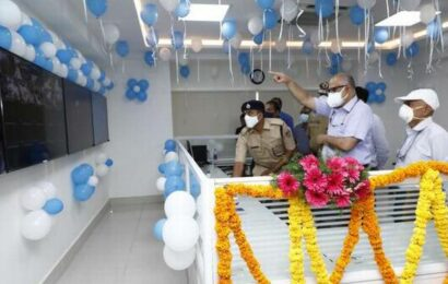 SCR launches video-surveillance system in 17 stations