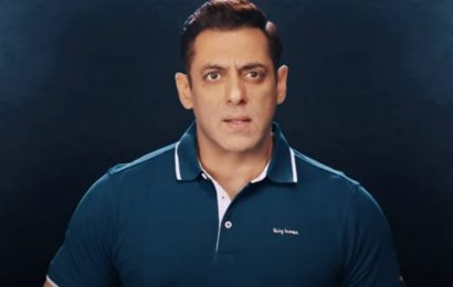 Salman Khan urges fans to say no to piracy, asks them to watch Radhe with a 'commitment'
