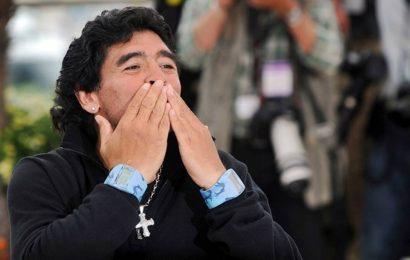 Seven charged with involuntary manslaughter in Maradona death