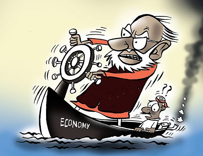 Sharp slowdown in economic activities; e-way bills @ 1-year low