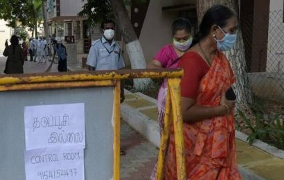Stark district-wise divide in vaccinating the elderly in Tamil Nadu