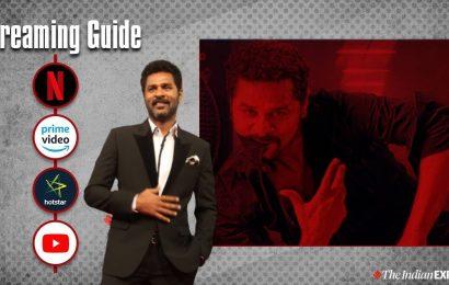 Streaming Guide: Prabhudheva movies
