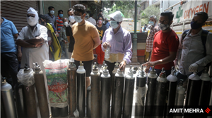 Supplied 730 MT oxygen to Delhi on May 5, Centre tells Supreme Court