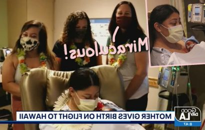 Surprise! Woman Gives Birth Mid-Flight – And She Didn't Even Know She Was Pregnant!