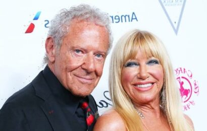 Suzanne Somers, 74, Reveals The Secret To Her Steamy Sex With Husband Alan Hamel, 84