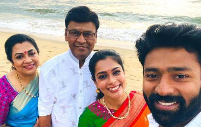 Tamil film director K Bhagyaraj and his wife Poornima test positive for Covid-19