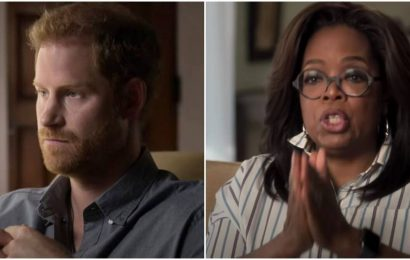 The Me You Can't See trailer: Oprah and Prince Harry collaborate to spread awareness about mental health