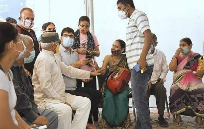 Vaccine woes: citizens complain of glitches in government portal