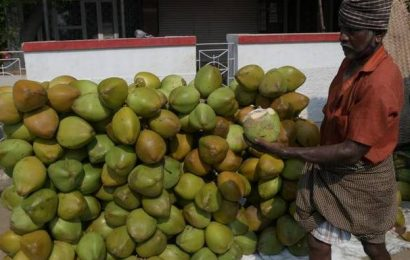 Vendors selling summer refreshments in Erode seek extension of business hours