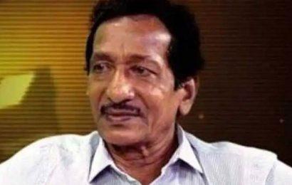 Veteran cinematographer Jayaram passes away due to Coronavirus