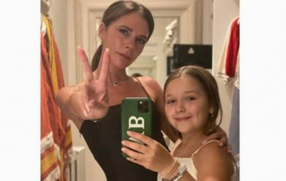 Victoria Beckham has an 'entire bucket' full of her kids' teeth: 'What do we do with them?'
