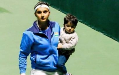Visa request for Sania Mirza's son 'under consideration'