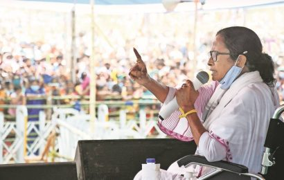 Vote count tomorrow: TMC, BJP sure of election win; Didi asks agents to remain alert