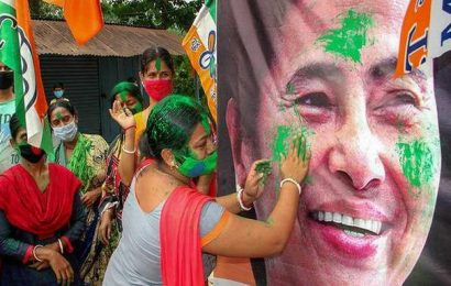 West Bengal Assembly Elections | Women rally behind Trinamool