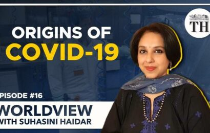 Worldview with Suhasini Haidar | Origins of COVID-19