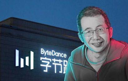 Zhang Yiming   Ticking clock for China's tech giants
