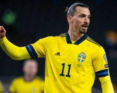 Zlatan Ibrahimovic ruled out of UEFA Euro 2020 due to knee injury