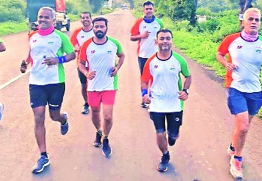 400 from Maharashtra ran for him: 'Every single runner sees a Milkha in himself'