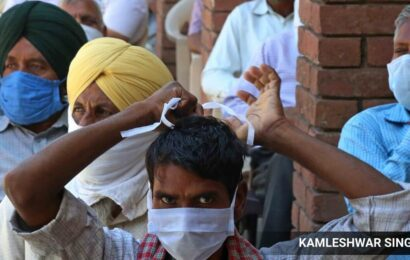 A Punjab village With '100% vaccination', How a reluctant attitude turned into acceptance