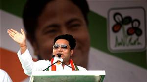 Abhishek Banerjee visits families of lightning victims, flays BJP over compensation