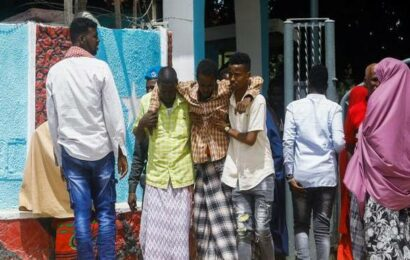 At least 15 killed in Somalia suicide attack