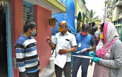 BBMP takes up exercise to identify pockets not covered by vaccination