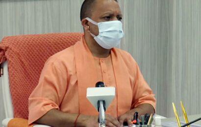 BJP quells rumours of change in UP leadership, backs Adityanath