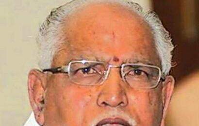 BSY to meet Maharashtra Water Resources Minister today