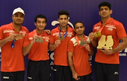 Biggest moment of my career: India's newest Asian champion in boxing Sanjeet Kumar