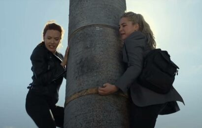 Black Widow new promo: Scarlett Johansson and Florence Pugh are on the run