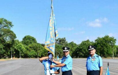 Brar Squadron is winner in AFA inter-squadron drill