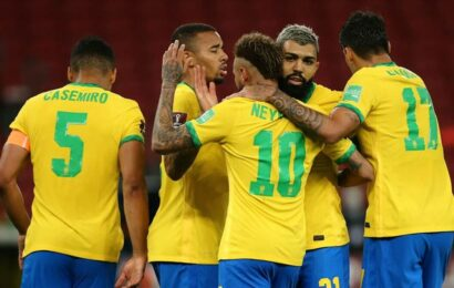 Brazil seek to forget troubles, focus on a Copa America like no other