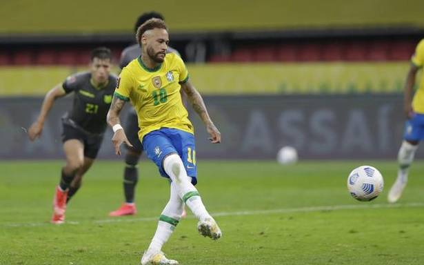 Brazil wins World Cup qualifier amid crisis off the pitch