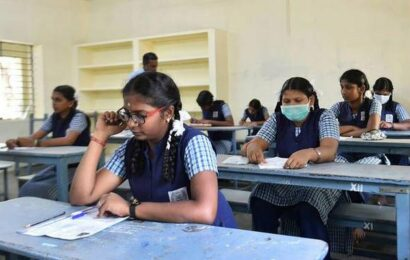 CM will take final decision on class 12 exams, says TN School Education Minister