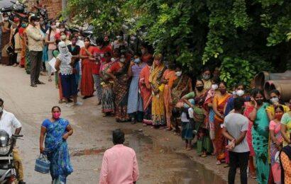 COVID-19 cases cross 6 lakh mark in Telangana