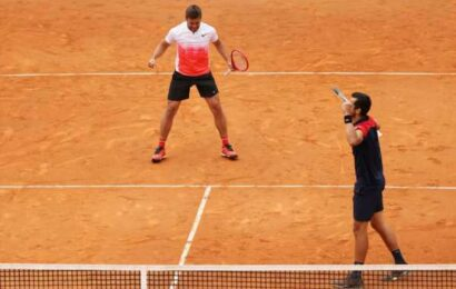 COVID scare at French Open