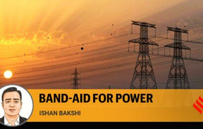 Cash-strapped power distribution companies need radical intervention, not another financial aid package