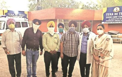 Chandigarh's mini Covid centres a success, thanks to team effort