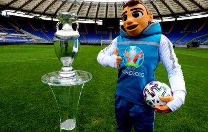 Check out Euro 2020 schedule