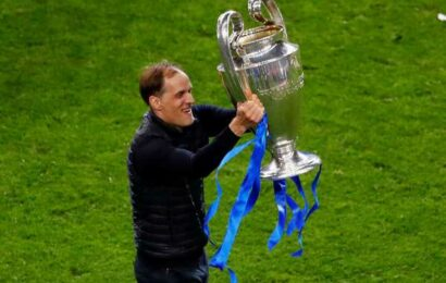 Chelsea extend Tuchel's contract to 2024 after Champions League win