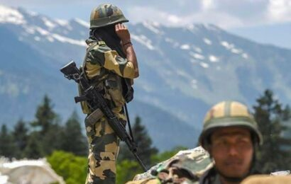 China's troop amassing, bids to alter status quo behind standoff: India