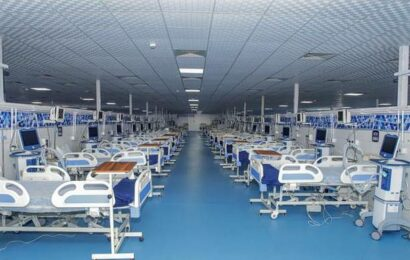 DRDO's 500-bed COVID-19 care hospital inaugurated in Uttarakhand