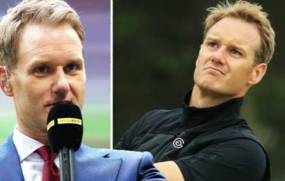 Dan Walker hits back as he comes under fire for posting 'dead animal' snaps