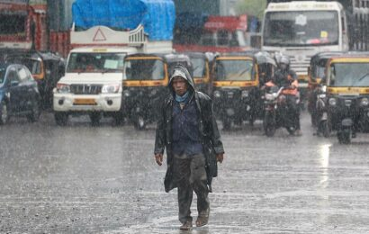 Delhi's wait for monsoon gets longer, northeastern region to witness heavy rainfall